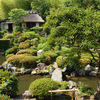 庭園5 等持院庭園 夢窓疎石の三大名庭
