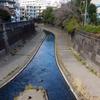 地図子、神田川を歩く -2/5 中野区境から小滝橋まで-