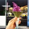 台湾FamilyMart限定!サボテンのソフトクリーム!澎湖仙人掌霜淇淋