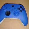 Xbox ワイヤレス コントローラー (ショック ブルー)の使用感想