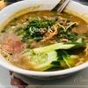 「Quoc KY」でフォーを食す:カレー麺?担々麺?スープが美味しい「Pho Sate(フォーサテ)」【ベトナム ・ホーチミン旅行】