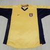ユニフォーム 507枚目 アーセナル 1999-2001シーズン アウェイ用 ヨーロッパカップ戦仕様 半袖