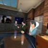 Oculus Go 実践レビュー:Oculus Rooms編