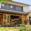 【庭の家のカフェ ひだまり】昼カフェ・夜カフェ 2つの顔