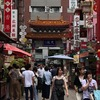 神戸・南京町で味わう中国茶と3年ぶりの占いの館