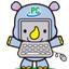 液晶ディスプレイ廃棄 PCリサイクルマーク