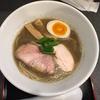 らぁ麺幸跳(豊橋市)煮干しらぁ麺 900円
