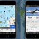 飛行機を地図上でリアルタイム表示するアプリ「Flightradar24」がサブスクリプション課金に移行