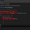 【Rider】Code Vision を無効化する方法