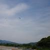 紀の川市 パラグライダー