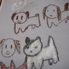 犬の絵・1