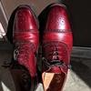 スコッチグレインの靴磨きをしてみたが…僕は靴に謝らなくてはならない