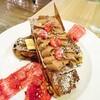 期間限定◆チョコプディング フレンチトーストは食べやすいチョコ感 / サラベス東京 @東京
