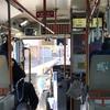 夜行バスで大阪へ