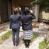 長女 高校入学式 です。