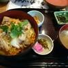親子亭しまや@新潟市中央区万代の親子丼
