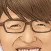 【似顔絵】巣立った雁の見る夢:工藤秀平【ミュージシャン】