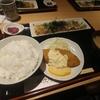 天神【朝次郎】胡麻カンパチ定食 ¥880