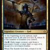 【破滅の刻】青黒の 「スカラベの神」 公開! あぁ^~4/4で黒のゾンビであるコピートークンが出るゥ^~