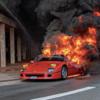 【悲報】あのYouTuberの動画にも登場した、モナコで有名なフェラーリF40が大炎上...!!