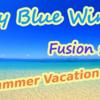 オリジナル曲『水色の風』(夏の海やドライブで聴きたい爽やかなフュージョン風ギターインスト)