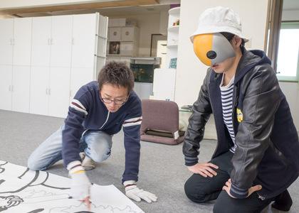 青森県弘前市「ねぷたまつり」取材のこぼれ話 - カメントツの長い一日