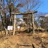 新田大明神の居城 八つ石城址