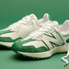 【国内4月18日発売】NEW BALANCE 327 CASABLANCA TENNIS CLUB GREEN ニューバランス 327 カサブランカ テニス クラブ グリーン
