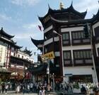 《上海》豫園の庭園や歴史的建物は素晴らしい!豫園商城もお薦め&中国通信事情