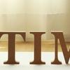 ミニマルビジネスの時計でわかる時間、わからない時間