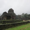 ベトナム旅行  ミーソン遺跡