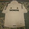 ユニフォーム その223 レアルマドリード 2005-2006シーズン ホーム用 半袖 セルヒオ・ラモス 選手支給品