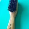 【湯シャン】2ヶ月目効果と髪の毛ツヤツヤ豚毛ブラシ