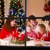 クリスマスと紅白の季節