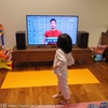3歳児が「OK Google YouTubeで筋肉体操を流して」と追い込んでくる