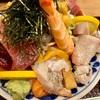 お茶の水にあるお寿司屋さん「江戸富士」で、どデカい海鮮丼を食べてきました!