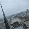 《冬のパリ旅行記まとめ》1月のパリに4日間滞在してみたよ【ディズニーランドパリ多め】