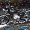 #バイク屋の日常 #カワサキ #エストレヤ #洗車 #納車準備 #今日は雪
