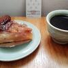 TERA COFFEE(テラコーヒー) @白楽 善積農園の完熟紅玉タルトタタン