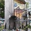 名古屋市栄の広報モニュメント