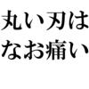 【アキバ系路地裏経済論】丸い刃はなお痛い編