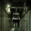 門司港散策(5):門司中央市場,夜の眠りに就く。