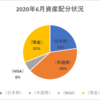 【資産状況】【配当の軌跡】2020年6月の総資産は417万円!!