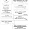 1982 年の FORTRAN 誕生 25周年記念の集まりの記事