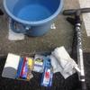 自転車の修理