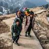 16 インドの盛衰  コロナ影響下のインド旅行