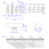 PIC16F1789 & MPUトレーナー 5 / 7 セグメント LED を使う 1
