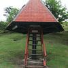 6角形の小屋