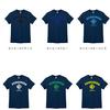 ペンギン堂Tシャツのロゴカラーは、何色がお似合い?