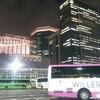 夜行バスとの闘い